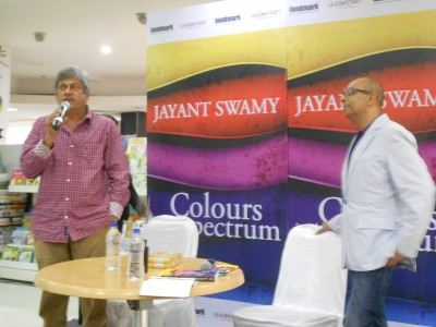 Actor Anant Nag at Book launch Sep 13 2013